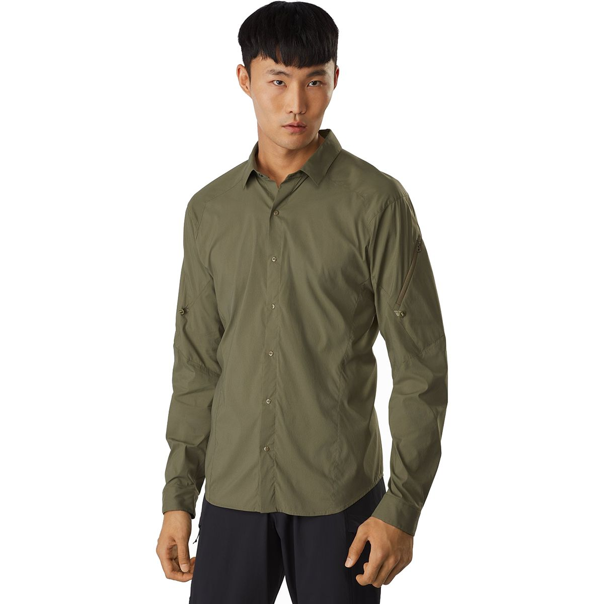 photo: Arc'teryx Elaho Shirt LS hiking shirt