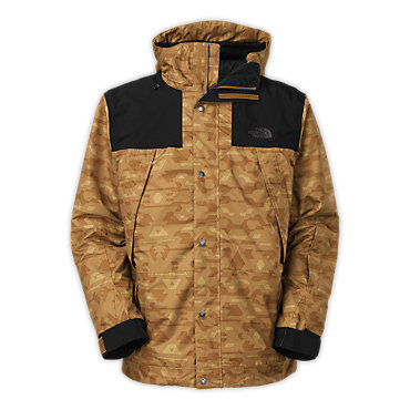 photo: The North Face El Monte Jacket snowsport jacket