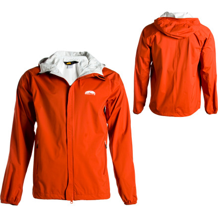 photo: GoLite Men's Tumalo Pertex 2.5-Layer Storm Jacket waterproof jacket