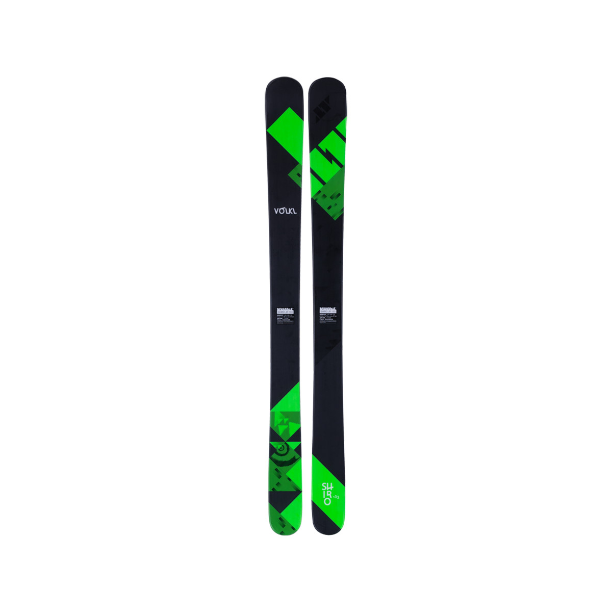 photo: Volkl Shiro Jr. alpine touring/telemark ski