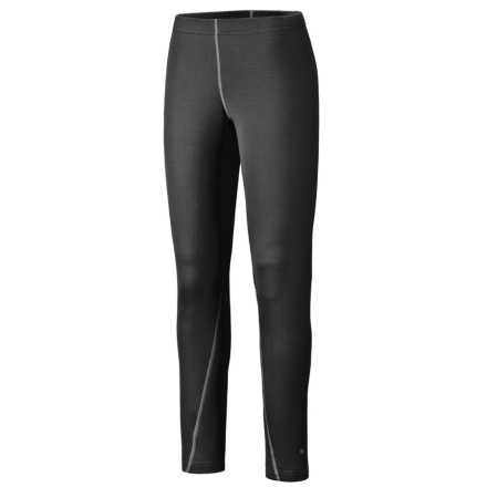 photo: Mountain Hardwear Women's Micro Power Stretch Tight fleece pant