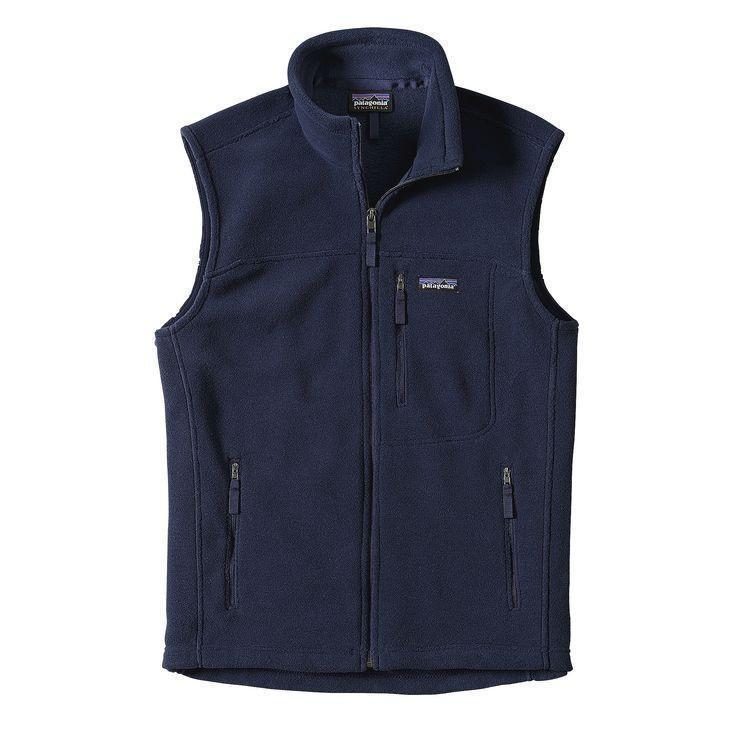 photo: Patagonia Classic Synchilla Vest fleece vest