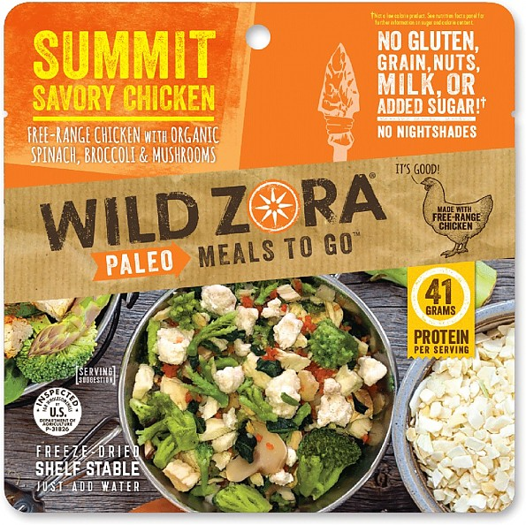 Wild Zora Summit Savory Chicken