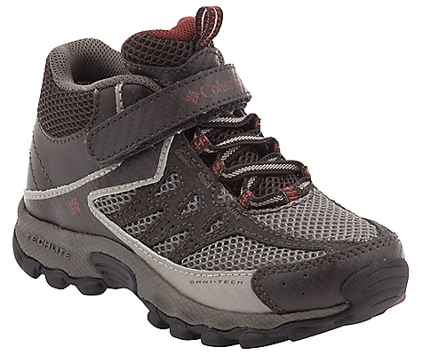 photo: Columbia Switchback Plus Mid Omni-Tech hiking boot