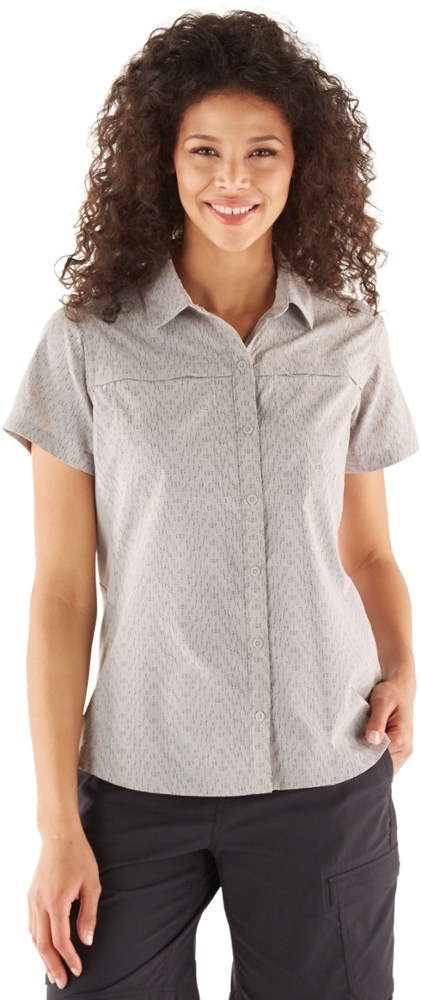 photo: REI Sahara Shirt hiking shirt