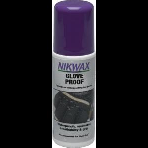 photo: Nikwax Glove Proof fabric cleaner/treatment