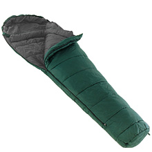 photo: Downright Tundra 3-season synthetic sleeping bag