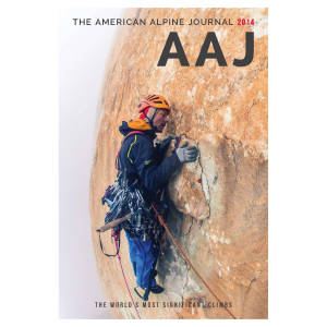 The Mountaineers Books American Alpine Journal 2014