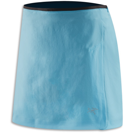 photo: Arc'teryx Mentum Skort running skirt