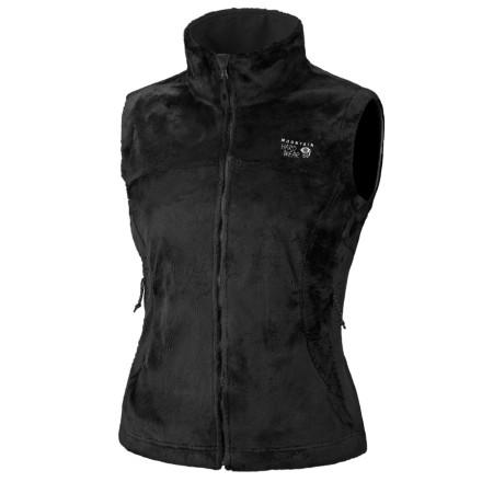 photo: Mountain Hardwear Mistral Vest fleece vest