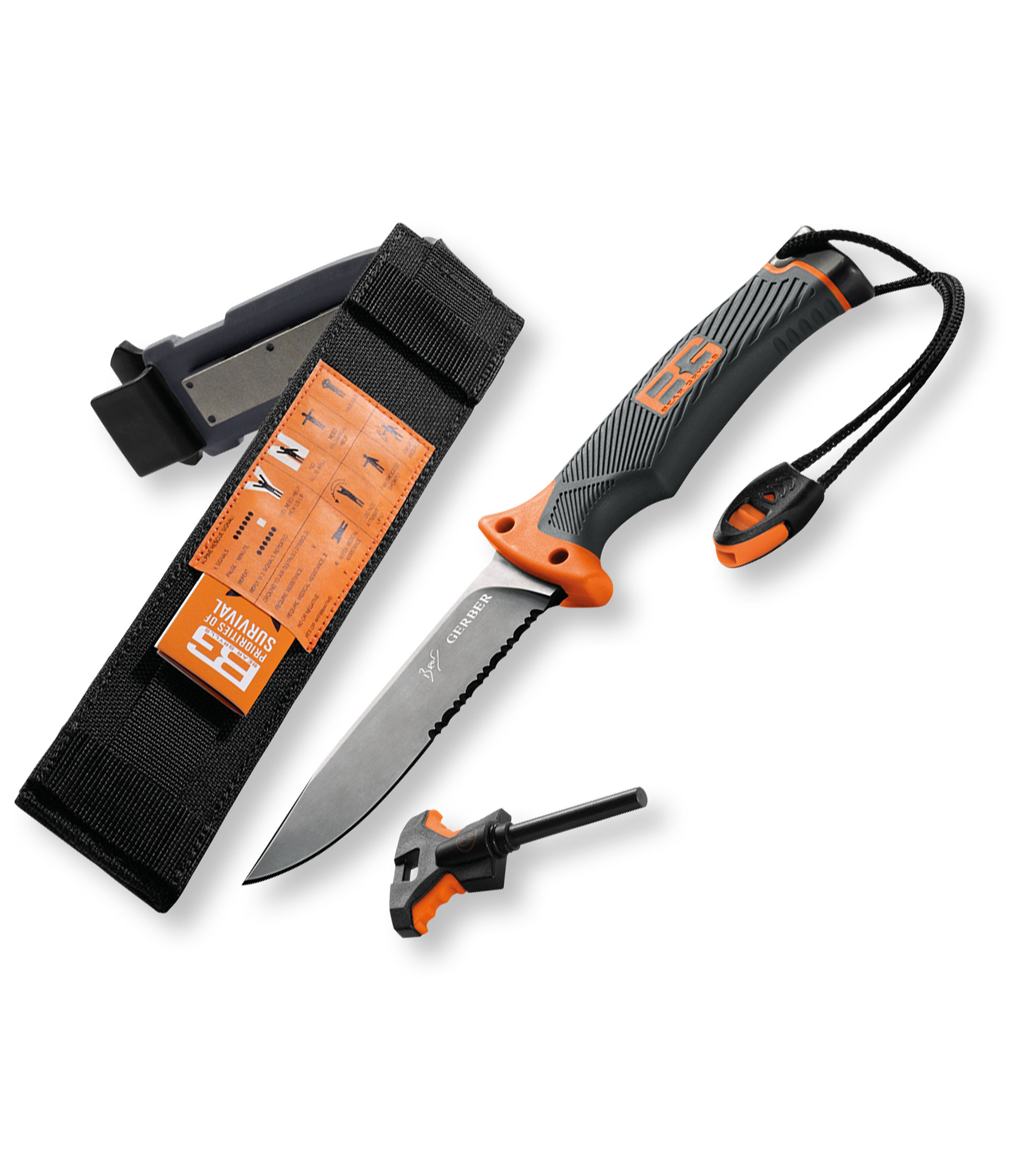 photo: Gerber Bear Grylls Ultimate Knife fixed-blade knife