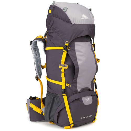 photo: High Sierra Explorer 55 weekend pack (3,000 - 4,499 cu in)