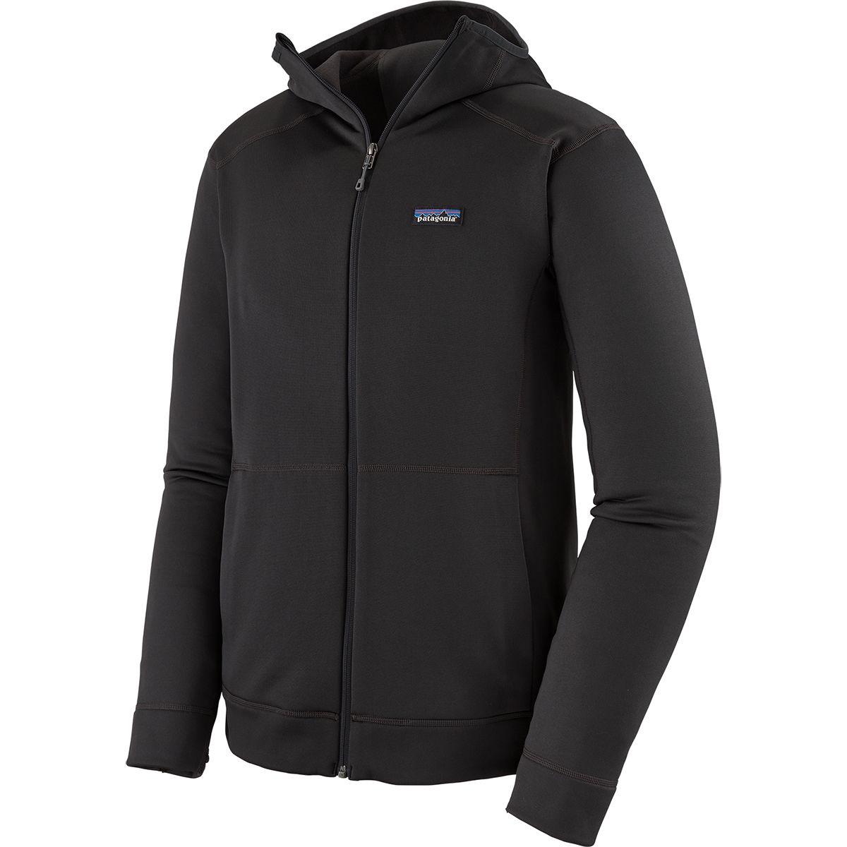 photo: Patagonia Men's Crosstrek Hoody fleece jacket