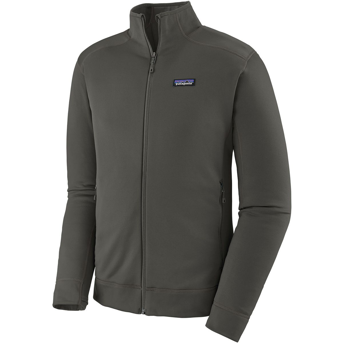 photo: Patagonia Men's Crosstrek Jacket fleece jacket