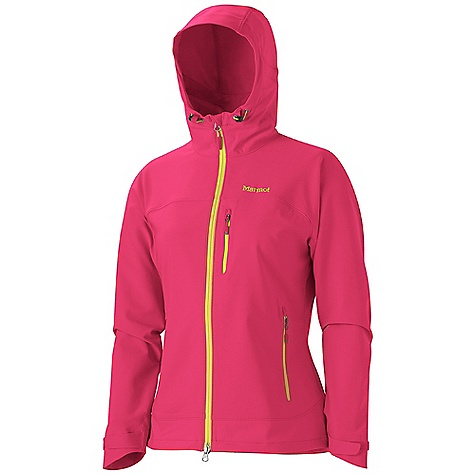 photo: Marmot Tempo Hoody soft shell jacket