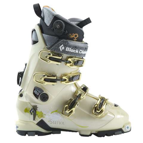 photo: Black Diamond Shiva alpine touring boot