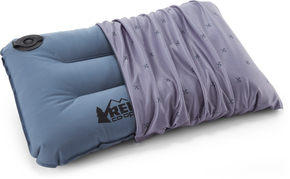 REI Camp Dreamer Self-Inflating Pillow