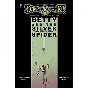 Sharp End Publishing Betty and the Silver Spider