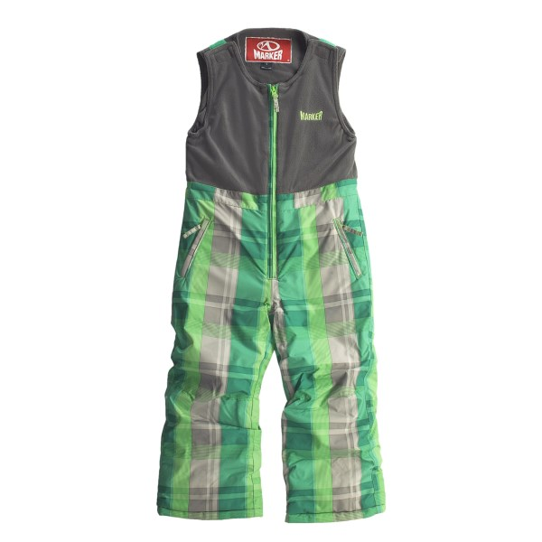 photo: Marker USA Crater Bib snowsport pant