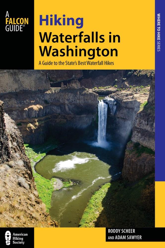 Falcon Guides Hiking Waterfalls in Washington
