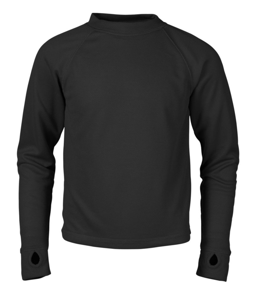 photo: L.L.Bean Wicked Warm Midweight Long Underwear, Top base layer top