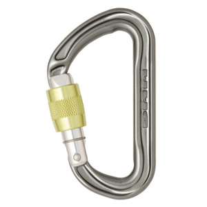 photo: DMM Phantom Screwgate locking carabiner
