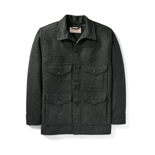 photo: Filson Mackinaw Cruiser wool jacket