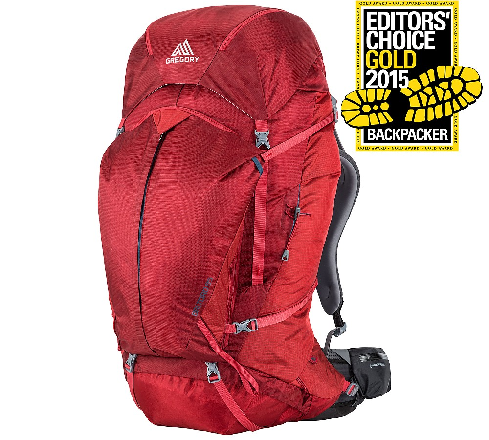 photo: Gregory Baltoro 85 expedition pack (70l+)