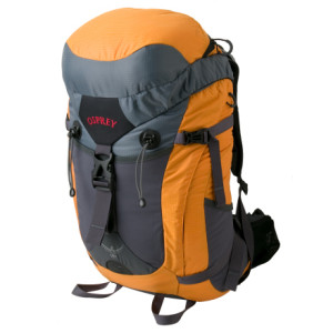 photo: Osprey Stratos 32 daypack (under 2,000 cu in)