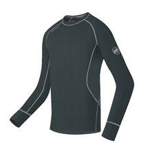 photo: Mammut Women's Warm Quality Longsleeve base layer top