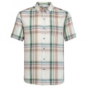 Icebreaker Compass Short Sleeve Shirt Plaid