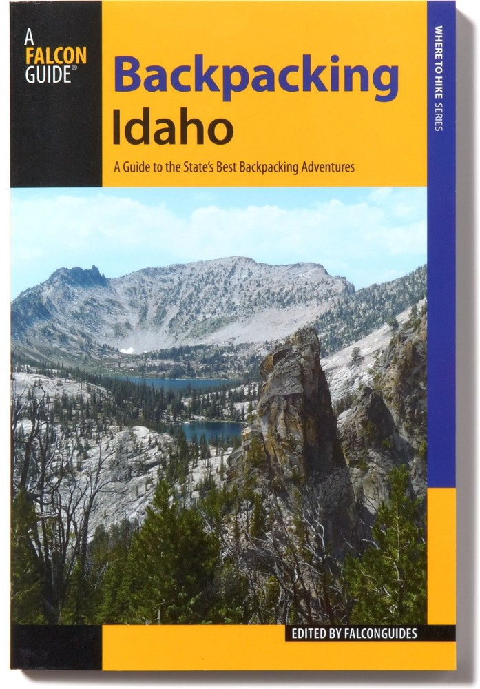 Falcon Guides Backpacking Idaho