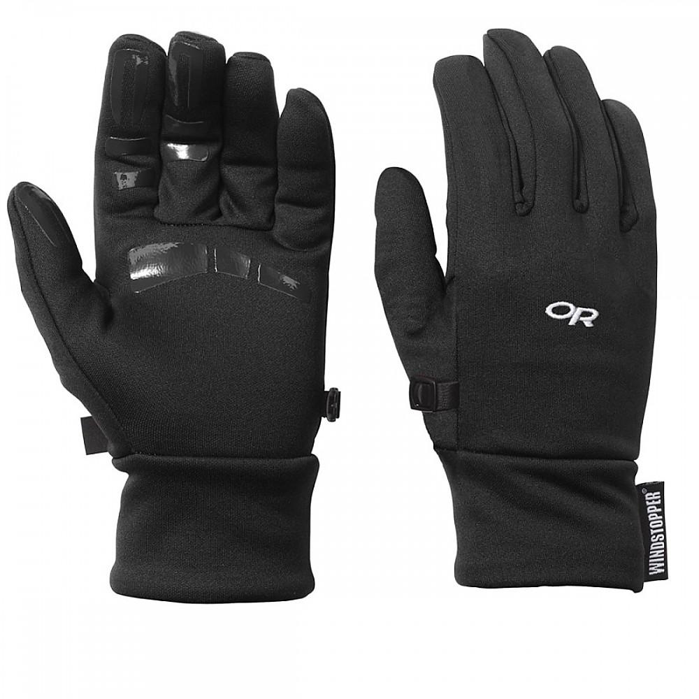 photo: Outdoor Research BackStop Gloves fleece glove/mitten