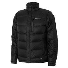photo: Columbia Donner Peak Down Jacket down insulated jacket