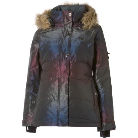 photo: Roxy Torah Bright Down Jacket down insulated jacket