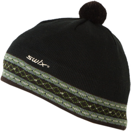 photo: Swix Erland Pom Beanie winter hat