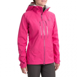 photo: Mountain Hardwear Women's Alchemy Jacket soft shell jacket
