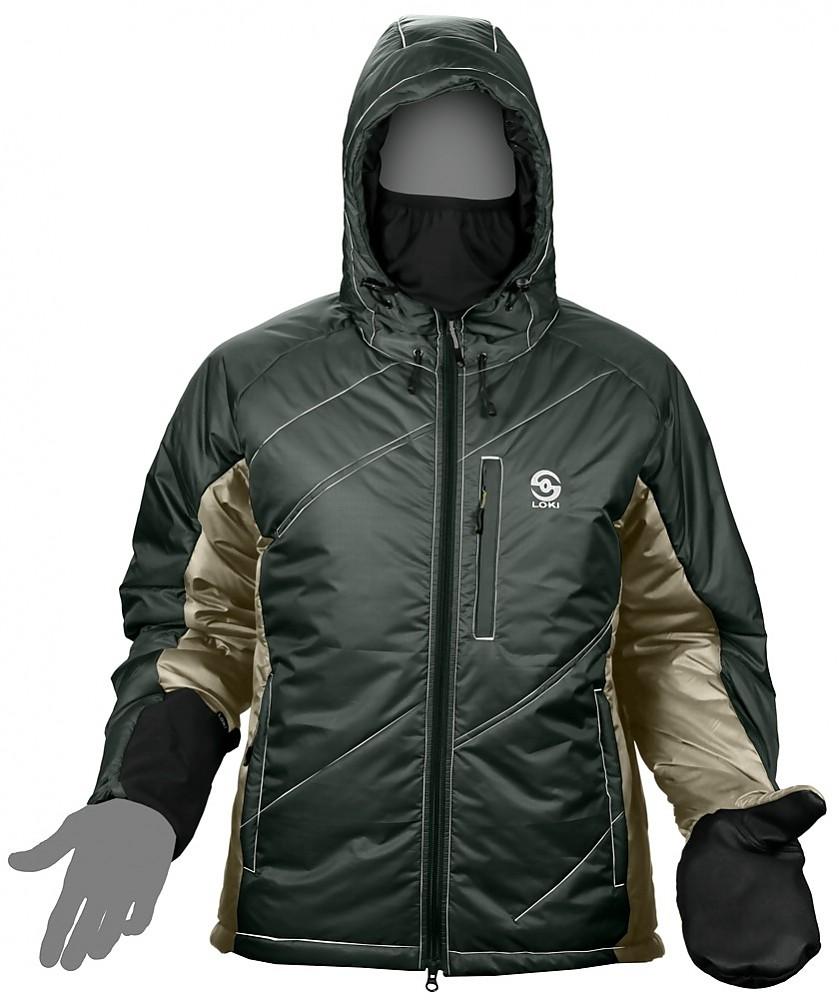 photo: Loki Lodur Hiloft synthetic insulated jacket
