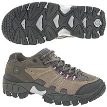 photo: Hi-Tec Women's Banshee Low trail shoe