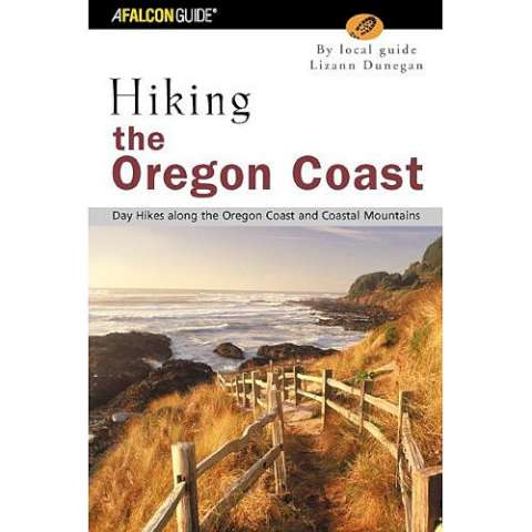 photo: Falcon Guides Hiking the Oregon Coast us pacific states guidebook