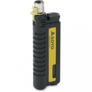 photo: Soto Pocket Torch XT fire starter