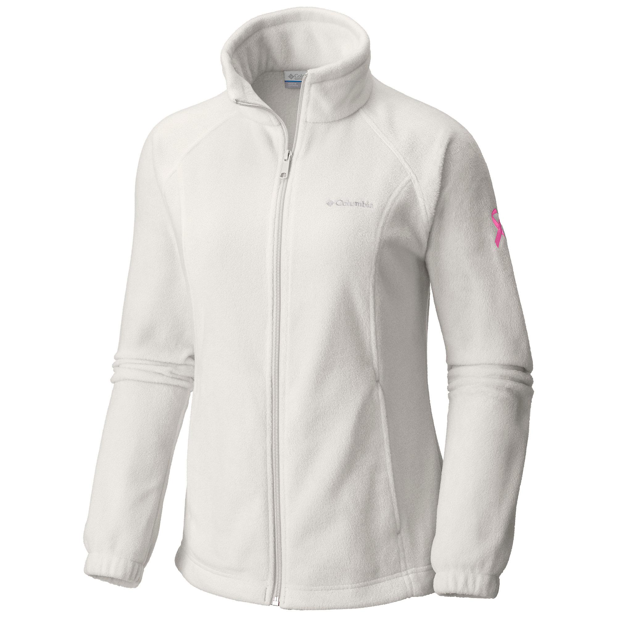 photo: Columbia Mom-O-Gram Fleece Full Zip fleece jacket