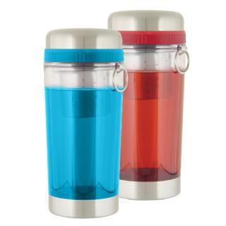 Liquid Solution Tea-Zer Tea Tumbler