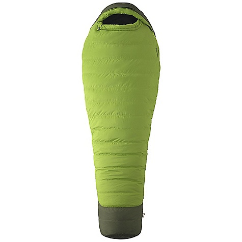photo: Marmot Alpha 3-season down sleeping bag