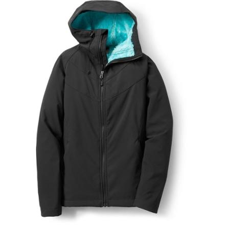 photo: REI Galicia Soft-Shell Jacket soft shell jacket