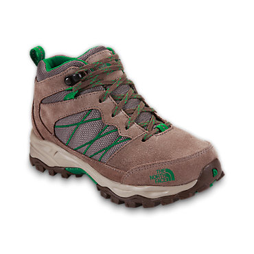photo: The North Face Boys' Dehyke hiking boot