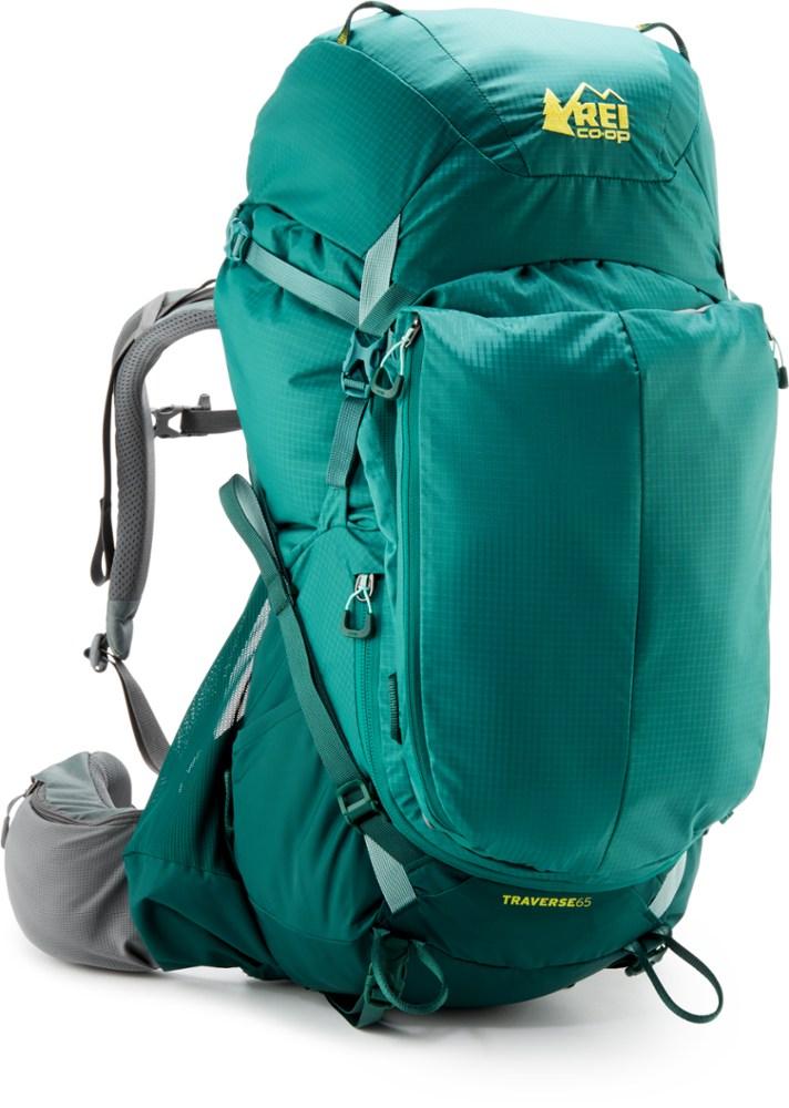 photo: REI Traverse 65 weekend pack (50-69l)