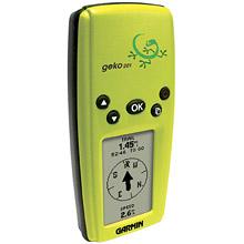 photo: Garmin Geko 201 handheld gps receiver