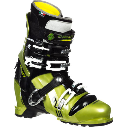 photo: Crispi Evo NTN telemark boot