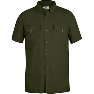 photo: Fjallraven Abisko Vent Shirt short sleeve performance top